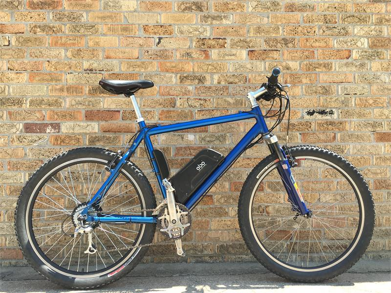 EBO eBike Conversion Kit